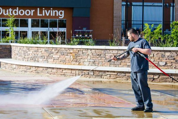 Glide_Rite_Carousel_2_Pressure_Washing_Commercial_Exterior